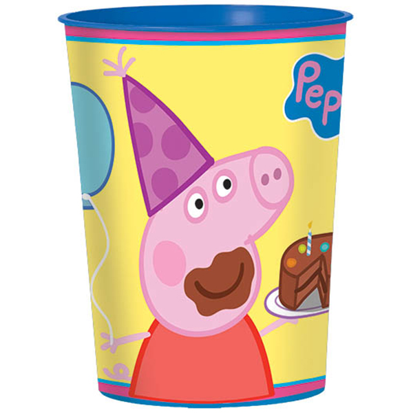 PEPPA PIG SOUVENIR CUP PARTY SUPPLIES