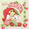 STRAWBERRY SC LUNCHEON NAPKIN (96/CS) PARTY SUPPLIES