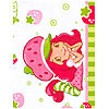 STRAWBERRY SC TABLECOVER (6/CS) PARTY SUPPLIES