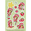 STRAWBERRY SC STICKERS (12/CS) PARTY SUPPLIES