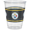 PITTSBURGH STEELERS CUPS 25CT PARTY SUPPLIES