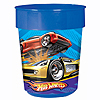 HOT WHEELS S.C. SOUVENIR CUP (12/CS) PARTY SUPPLIES