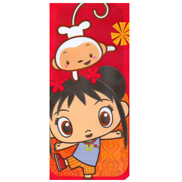 Click for larger picture of DISCONTINUED NI HAO KAI-LAN TABLECOVER PARTY SUPPLIES