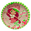 STRAWBERRY SC DINNER PLATE (48/CS) PARTY SUPPLIES