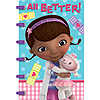 DOC MCSTUFFINS POSTCARD THANK YOU NOTES PARTY SUPPLIES