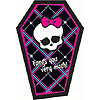 MONSTER HIGH THANK YOU NOTES PARTY SUPPLIES