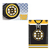 BOSTON BRUINS INVITE/THANK YOU PARTY SUPPLIES