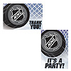 NHL INVITE/THANK YOU PARTY SUPPLIES