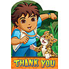 DISCONTINUED DIEGO THANK YOU NOTE PARTY SUPPLIES