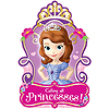 SOFIA THE FIRST POSTCARD INVITATIONS AND PARTY SUPPLIES