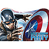 CAPTAIN AMERICA INVITATIONS PARTY SUPPLIES