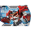 TRANSFORMERS INVITATION PARTY SUPPLIES