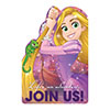 RAPUNZEL INVITATION PARTY SUPPLIES