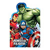 AVENGER EPIC INVITATION PARTY SUPPLIES