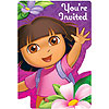 DORA THE EXPLORER INVITATIONS (48/CS) PARTY SUPPLIES