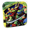 TEENAGE MUTANT TURTLES DINNER PLATES PARTY SUPPLIES