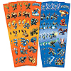 DISCONTINUED SKYLANDERS STICKER STRIPS PARTY SUPPLIES
