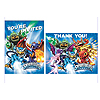 DISCONTINUED SKYLANDERS INVITE-THNK PARTY SUPPLIES