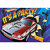 HOT WHEELS S.C. INVITATION (48/CS) PARTY SUPPLIES