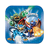 DISCONTINUED SKYLANDERS DINNER PLATE PARTY SUPPLIES