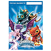 DISCONTINUED SKYLANDERS TREAT SACK PARTY SUPPLIES