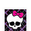 MONSTER HIGH BEVERAGE NAPKINS PARTY SUPPLIES