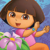 DORA THE EXPLORER BEVERAGE NAPKN (96/CS) PARTY SUPPLIES