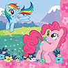 MY LITTLE PONY FRIEND BEVRGE NAP (96/CS) PARTY SUPPLIES