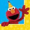 SESAME STREET LUNCH NAPKIN PARTY SUPPLIES