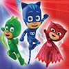 PJ MASKS LUNCH NAPKIN PARTY SUPPLIES