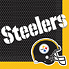 DISCONTINUED STEELERS LUNCH NAPKIN PARTY SUPPLIES