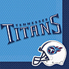 TENNESSEE TITANS LUNCH NAPKIN PARTY SUPPLIES