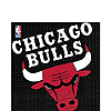 CHICAGO BULLS LUNCHEON NAPKIN PARTY SUPPLIES