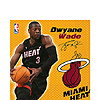 DISCONTINUED HEAT DWYANE WADE LUNCH NAP PARTY SUPPLIES
