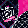 MONSTER HIGH LUNCHEON NAPKINS PARTY SUPPLIES