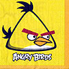 ANGRY BIRDS LUNCHEON NAPKINS PARTY SUPPLIES