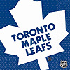 DISCONTINUED MAPLE LEAFS LUNCH NAPKIN PARTY SUPPLIES