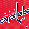 WASHINGTON CAPITALS LUNCHEON NAPKIN PARTY SUPPLIES