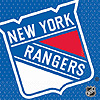 NEW YORK RANGERS LUNCHEON NAPKIN PARTY SUPPLIES