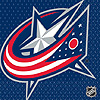 COLUMBUS BLUE JACKETS LUNCHEON NAPKIN PARTY SUPPLIES