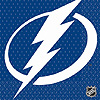 TAMPA BAY LIGHTNING LUNCHEON NAPKIN PARTY SUPPLIES