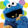 SESAME STREET PARTY COOKIE MONST LNCH NP PARTY SUPPLIES