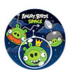 ANGRY BIRDS SPACE DESSERT PLATE PARTY SUPPLIES