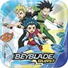 BEYBLADE DESSERT PLATE PARTY SUPPLIES
