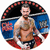 WWE DESSERT PLATE PARTY SUPPLIES