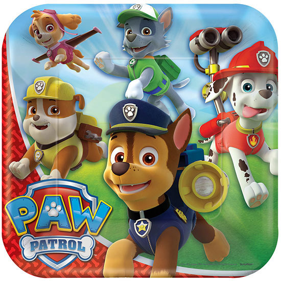 BULK PAW PATROL PARTY