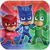 PJ MASKS DINNER PLATE PARTY SUPPLIES