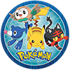 POKEMON DINNER PLATE PARTY SUPPLIES