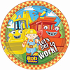 BOB THE BUILDER DINNER PLATE PARTY SUPPLIES