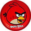 ANGRY BIRDS DINNER PLATES PARTY SUPPLIES